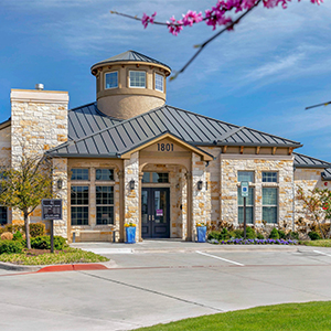 Bell Frisco at Main Clubhouse Exterior