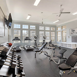 Bell Frisco at Main Fitness Center